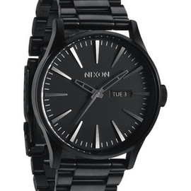 NIXON - The Sentry SS in All Black