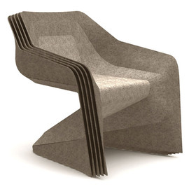 Designed by Werner Aisslinger - Hemp Chair