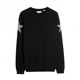 Chinti and Parker - Men's Star Shoulder Sweater