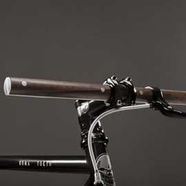 Wooden Handlebars by F&Y - Wooden Handlebars by F&Y