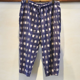 Geometric Pattern Pants