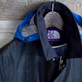 nanamica×THE NORTH FACE - Chambray GORE-TEX® マウンテンコート