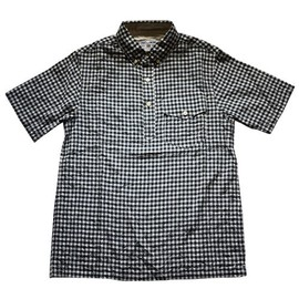 ENDS and MEANS - Pull Over S/S Check Shirts