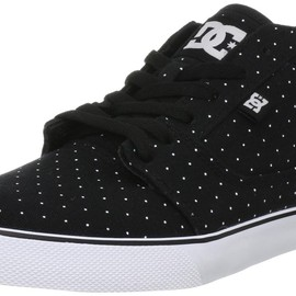 DC Shoes - TONIK MID TX 303379 BDT(ブラックドット)