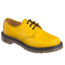 Dr.Martens - 1461 MIE 3EYE SHOE YELLOW SMOOTH