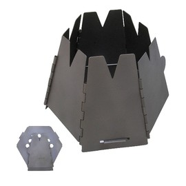 VARGO - Titanium Hexagon Backpacking Wood Stove