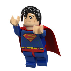 DC Comics, Lego - Superman™ Minifigure Lego Batman Series