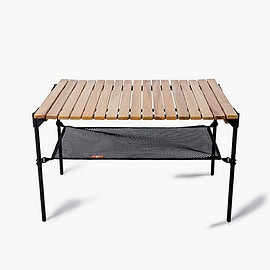 MINIMAL WORKS - MOCHA ROLL TABLE PREMIUM
