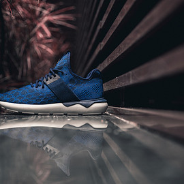 adidas - A Closer Ladidas Originals Tubular Runner Primeknit Navy/Royal