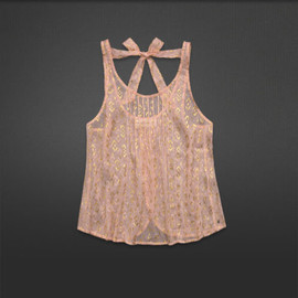 Abercrombie & Fitch - Daphne Top