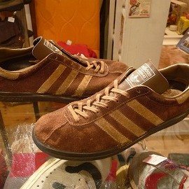 "adidas - 「<used>70's adidas HAWAI darkbrown""made in FRANCE"" size:GB9/h 15000yen」完売"
