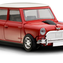 motormouse - Motor mouse classic mini cooper wireless mouse