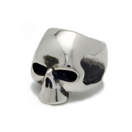 JAM HOME MADE × NUMBER (N)INE SKULL RING STONE EYES