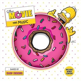 Hans Zimmer - Simpsons Movie: The Music - Limited Edition