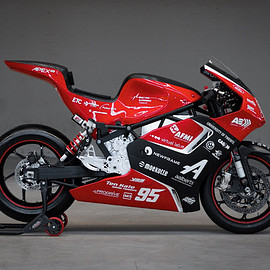 Electric Superbike Twente - Apex-RS