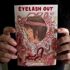 Benjamin Constantine (store: plumpoyster) - EYELASH OUT