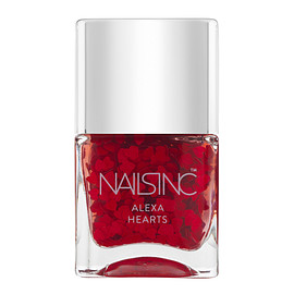 NAILS INC - Alexa -Hearts-