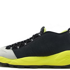 NIKE - Air Footscape (Yellow Sole)