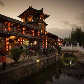 China - Old Town of Lijiang - 麗江古城