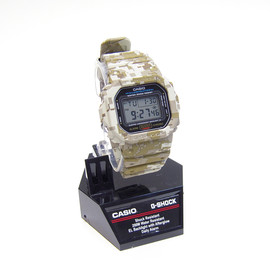 Water Transfer CASIO G-SHOCK 5600 Watch Digital