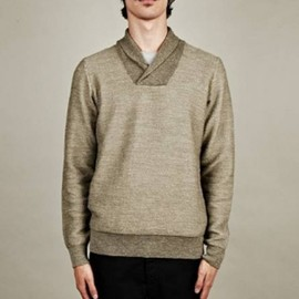 Maison Martin Margiela - 【Men's】New☬A/W'12-Pre collection▼Maison Martin Margiela▼14 Replica Denim Shawl Neck 1