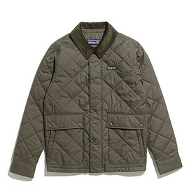 Patagonia - Men's Diamond Quilted Jacket-BSNG
