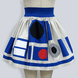 Star Wars R2-D2  Skirt
