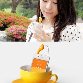Sumneeds - Line Tail Fox earphone line winder