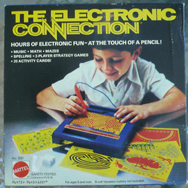 MATTEL - The Electronic Connection