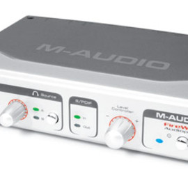M-Audio - FireWire Audiophile
