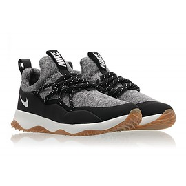 NIKE - City Loop - Black/Summit White/Gum Medium Brown