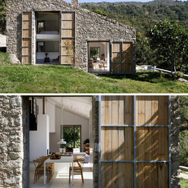 Abaton Architects - Barn House, Extramadura, Spain