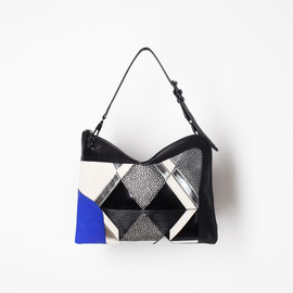3.1 Phillip Lim - AXIAL PATCHWORK CLUTCH