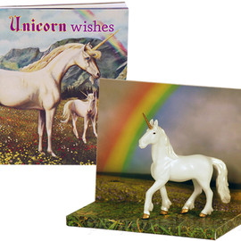 Unicorn Wishes figurine