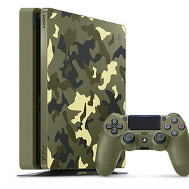 SONY - Limited Edition Call of Duty: WWII PS4 bundle
