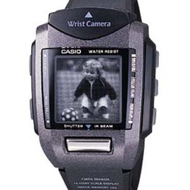 CASIO - The Wrist Camera WQV-1