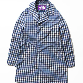 THE NORTH FACE PURPLE LABEL - Mountain Soutien Collar Coat