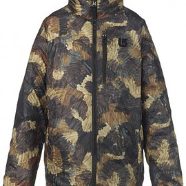 Burton - Youth Flex Puffy Jacket <Marker Camo>