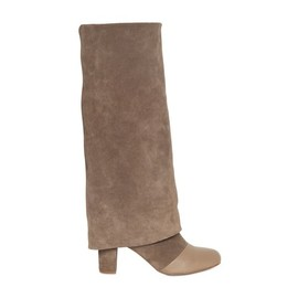 SEE BY CHLOE - 70mm Suede And Calf Boots