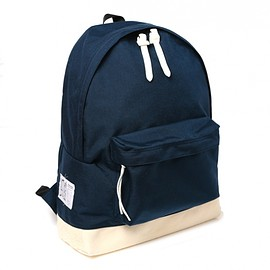 DIGAWEL - DAY PACK / NAVY x WHITE