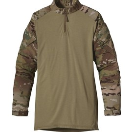 Patagonia - Level 9 Extended Next to Skin (NTS) Shirt - MultiCam/Coyote