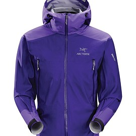 Arc'teryx - Beta FL Jacket Squid Ink