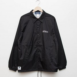 cup and cone - Coaches Jacket - Black