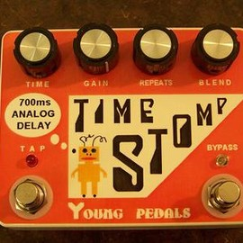 Young Pedals - Time Stomp