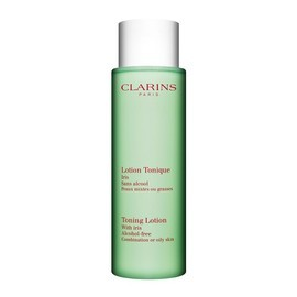 CLARINS - Toning Lotion With Iris