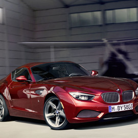 BMW - Z4 Zagato Coupe