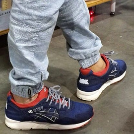 asics - Could This Denim Gel Lyte V Be Ronnie Fieg's Next ASICS Collab?