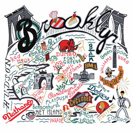Brooklyn Museum - Brooklyn Dish Towel