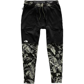 THE NORTH FACE - The North Face - Baselayer Pant - Men's - Four Leaf Clover Tropitoile Print/Tnf Black