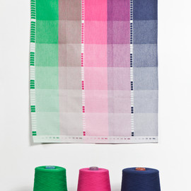 raw color - index collection – towels